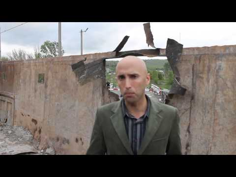 RT - Raw - Stand-up from Sloviansk