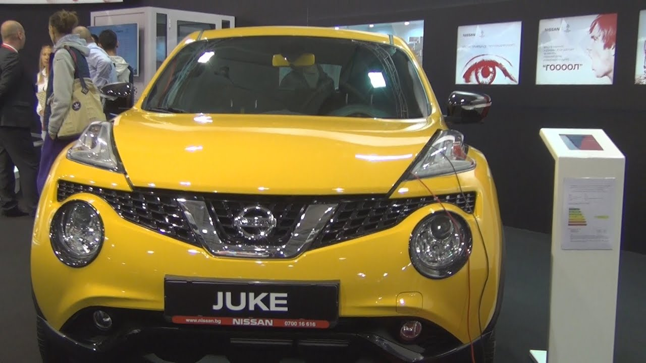 nissan juke 1 6 dig t 190 hp m cvt 4x4 ultimate leather 2016 exterior and interior in 3d youtube. Black Bedroom Furniture Sets. Home Design Ideas