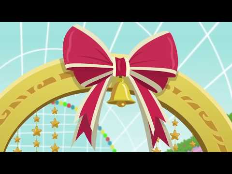 MLP Equestria Girls Holidays Unwrapped : Dashing Through The Mall Part 1