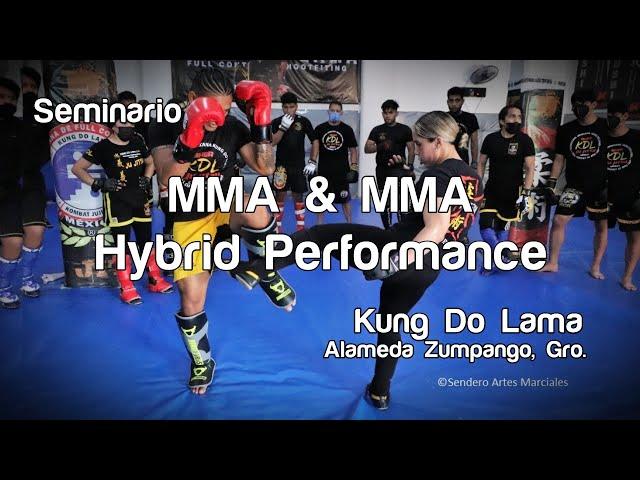 Gran Seminario MMA & MMA Hibrid Performance - Kung Do Lama Alameda Zumpango, Gro.