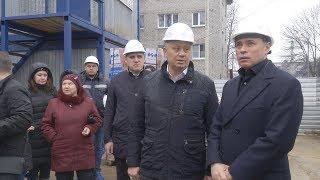 Первая группа обманутых дольщиков получит ключи от квартир в Липецке уже в мае