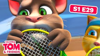 Talking Tom and Friends - Tennis Kid (Episode 29)