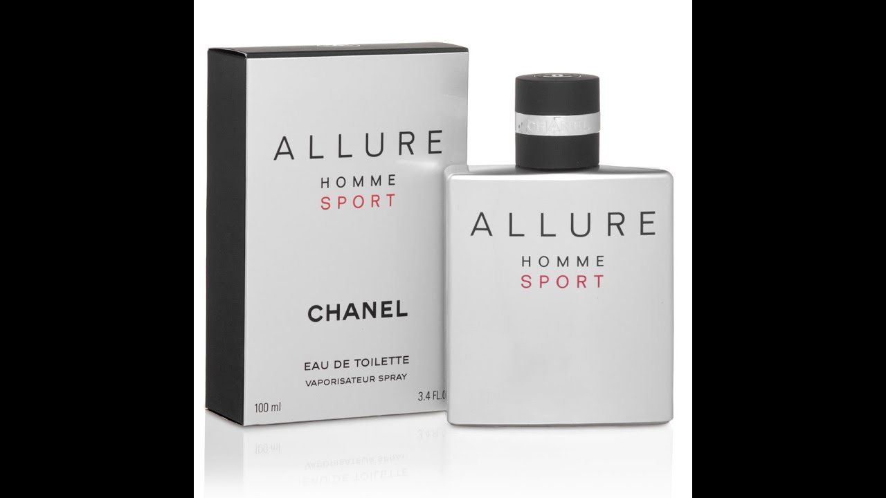 allure homme sport by chanel cologne fragrance review. Black Bedroom Furniture Sets. Home Design Ideas