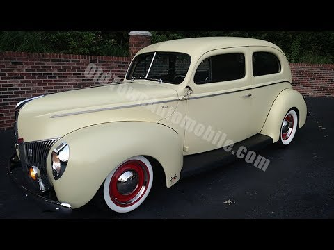 1940 Ford 2 Door Sedan for sale Old Town Automobile in Maryland