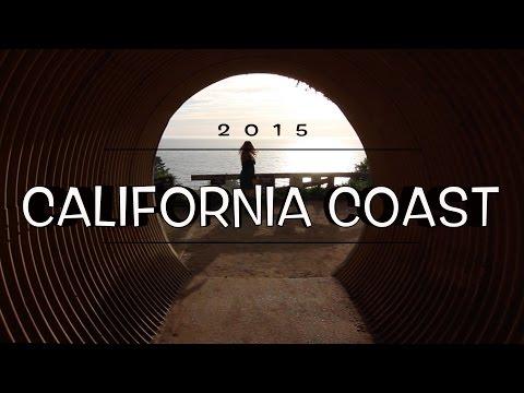 Amazing Trip Up The California Coast!