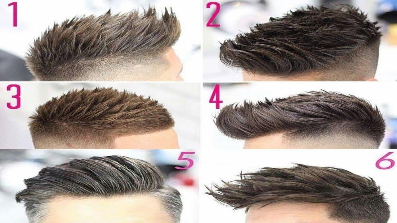 Top 10 Attractive Hairstyles For Guys 2019 New Trending