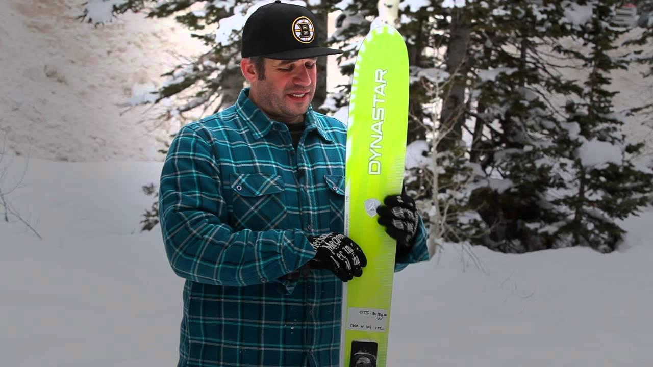 2014 Dynastar Cham 107 Ski Overview