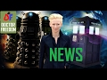 DOCTOR WHO NEWS - (INSERT NAME HERE) is the frontrunner for the role of The Doctor!