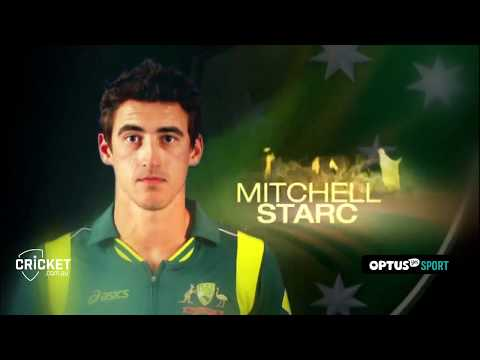 Mitchell Starc Record Breaking Spell vs West Indies WACA 2013