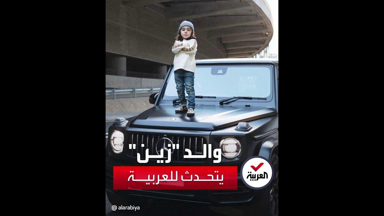 طفل عراقي في الخامسة ضمن خطوط أرسنال الإنجليزي