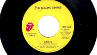 The Rolling Stones - Angie (Audio HQ)