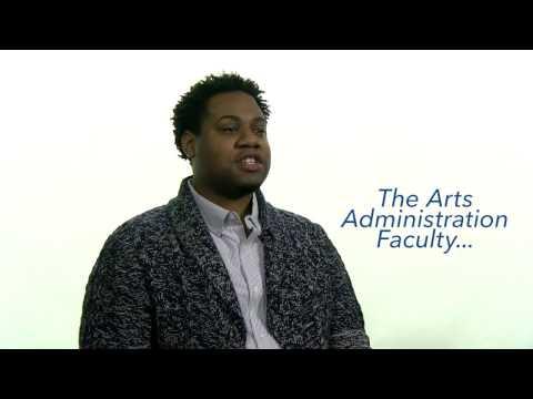 Make Art Happen - UK Arts Administration (Keymon Murrah)