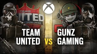[ES] TEAM UNITED vs. GUNZ GAMING   Play Day #4   EliteSix S02 (XBOX)