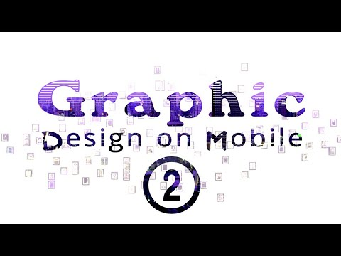 Mobile Graphic Design Bangla Tutorial-2 | Photo Editor | Graphic Design