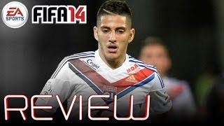 FIFA 14 Best Young Players - Benzia Review - 88 Rated Beast Striker!