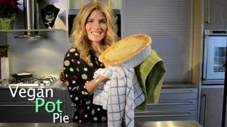 Holiday Tutorial #6 Vegan Pot Pie - Mr. Kate's 12 Diys Of The Holidays