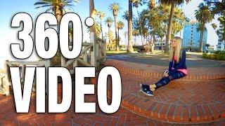 ANYTH NG  S POSS BLE   360 Degree Video  IJustine