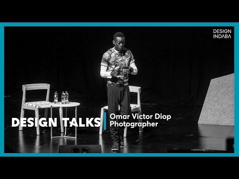 Omar Victor Diop on the tradition of portraiture in Senegal