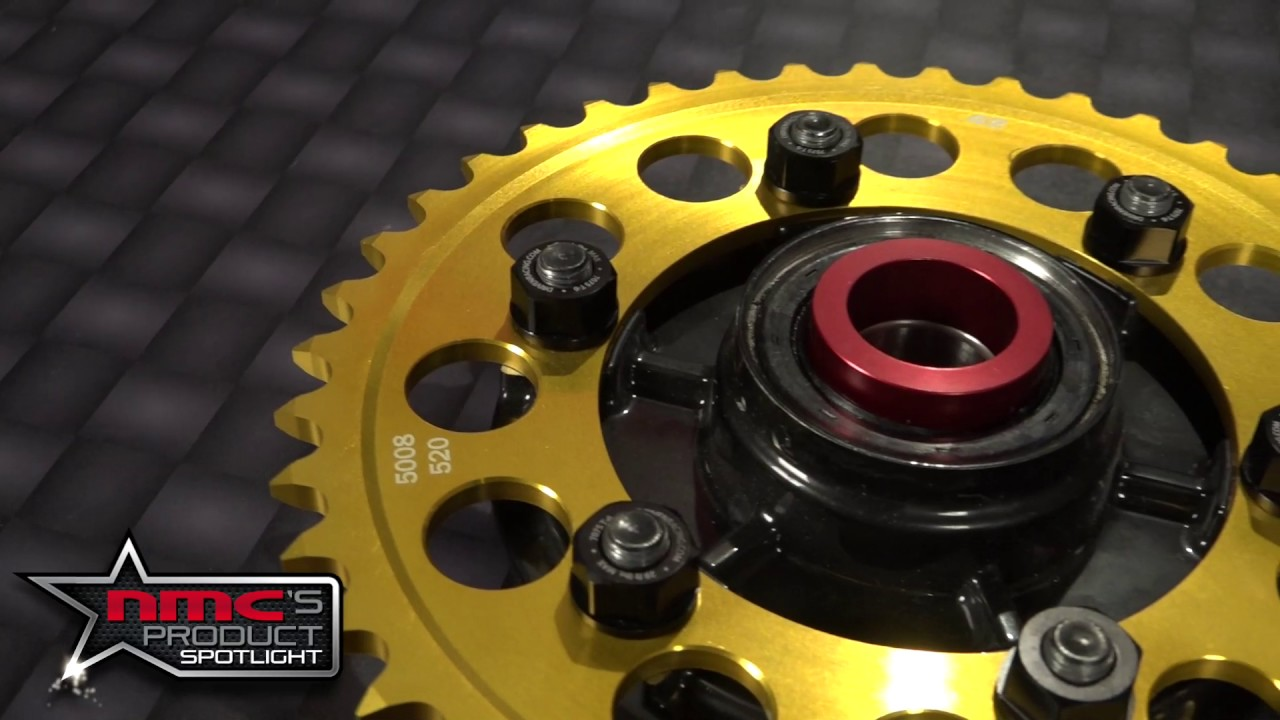 Product Spotlight Driven Racing Sprocket Nuts Wheel Spacers