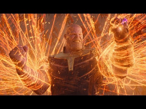 5 Avengers Infinity War BLU-RAY BONUS Clips & Scenes thumbnail