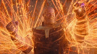 5 Avengers Infinity War BLU-RAY BONUS Clips