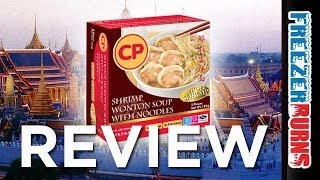 CP Shrimp Wonton Soup with Noodles Video Review: Freezerburns (Ep608)