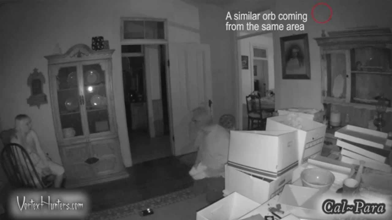 When Spirit Orbs Attack - A Vortex Hunters Paranormal Investigation