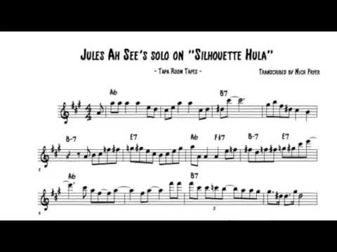 Jazz Transcriptions | An online forum to share transcriptions  Email