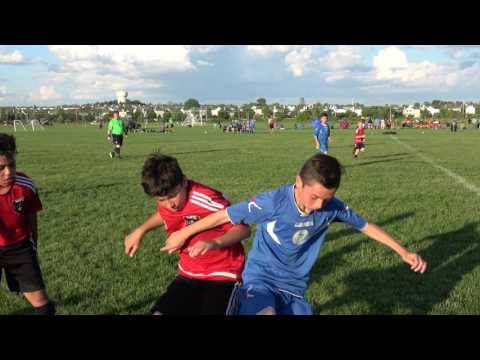 2017 Midwest Cup G4 - U12 - Chicago Inter 2005 Red (3) vs No