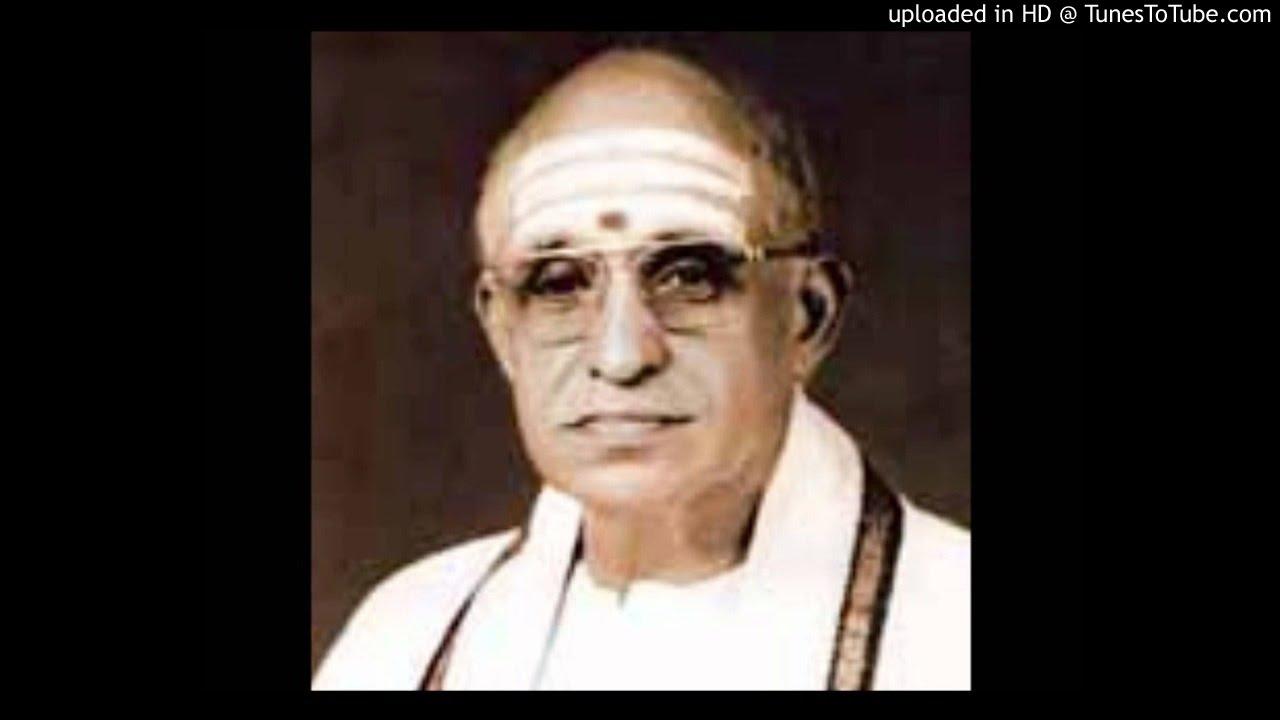 Semmangudi Srinivasa Iyer-pAhi_tarakSupurAlaya-Anandabhairavi