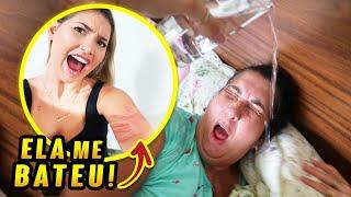 24H IRRITANDO MINHA MAE E ELA ME BATEU!!!!!