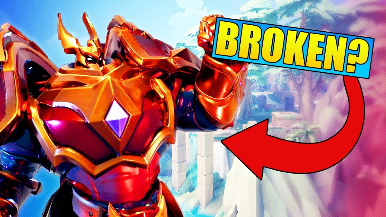 This Champion is BROKEN! [Paladins]