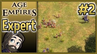 Russia vs Britan Expert Difficulty - Age of Empires III Gameplay #2
