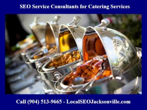 #1 SEO Services Consultant for Catering Services in Jacksonville FL (904) 513-9665