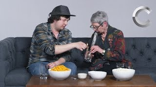 A Stoner Smokes Weed with his Grandma for the First Time   Strange Buds   Cut