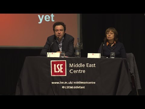 LSE Middle East Centre | And Then God Created the Middle East