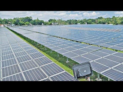 সোলার প্যানেল আনবে জ্বালানী খাতে অভাবনীয় সাফল্য | Solar Power in BD | Somoy TV