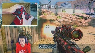 HAND CAM TRICKSHOTTING! (HOW I HIT TRICKSHOTS)