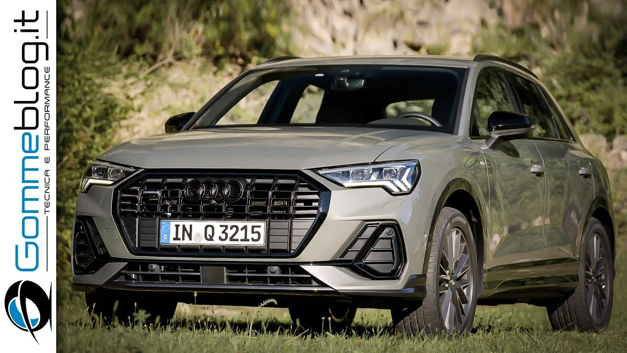 Audi Q3 S Line 2019 Interior And Design First Test Drive