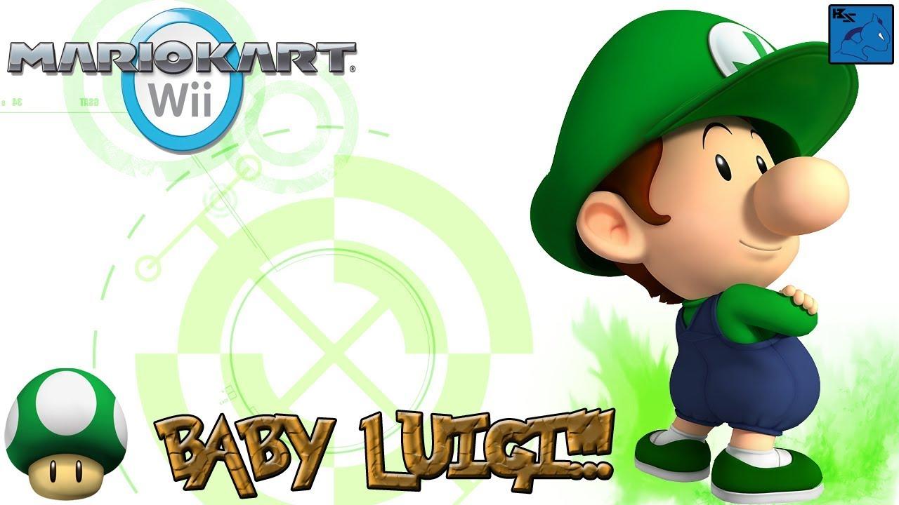 Mario Kart Wii Ep Especial 03 Desbloqueando Personajes Baby Luigi