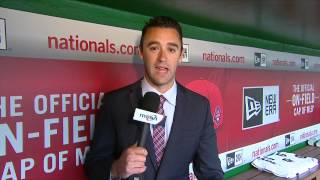Nats clubhouse talks about 11 a.m. start