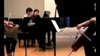 [MII]  Vittorio Rieti Piano Trio--Senior Recital