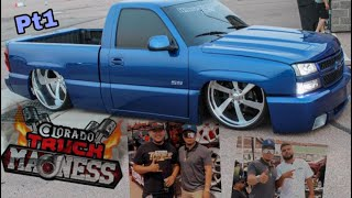Colorado Truck Madness 2020 Vlog Ft. Freddylsx, Statikleo, On D Gas Racing, MrTwanggg, Hp. Pt1