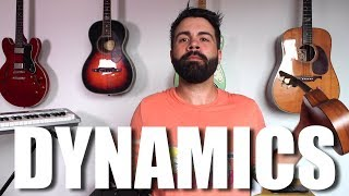 Instantly Improve Your Strumming with Dyanamics - Strumming Ukulele Tutorial
