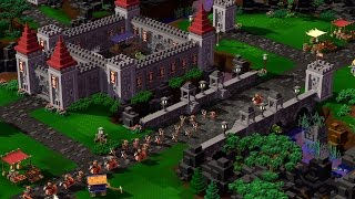 8-Bit Hordes #01 - Воксельная RTS в старом стиле (Пробник)