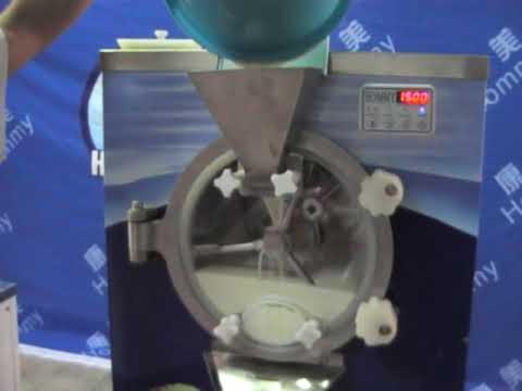 HM28S hard ice cream machine, Gelato machine