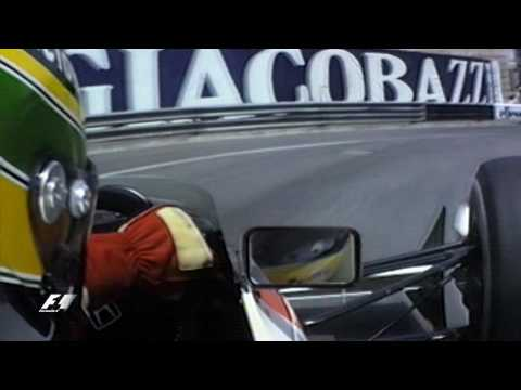 F1 Classic Onboard: Senna On The Charge At The 1990 Monaco Grand Prix