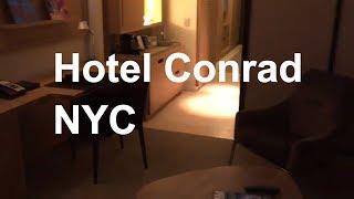 Hotel Conrad NYC - Luxury Five Star Hotel - Suite Tour