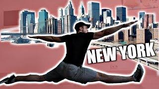 Марафон до Нью-Йорка, Шпагат, Возвращаем Влоги