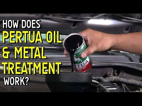 How Does Pertua Oil and Metal Treatment Work?